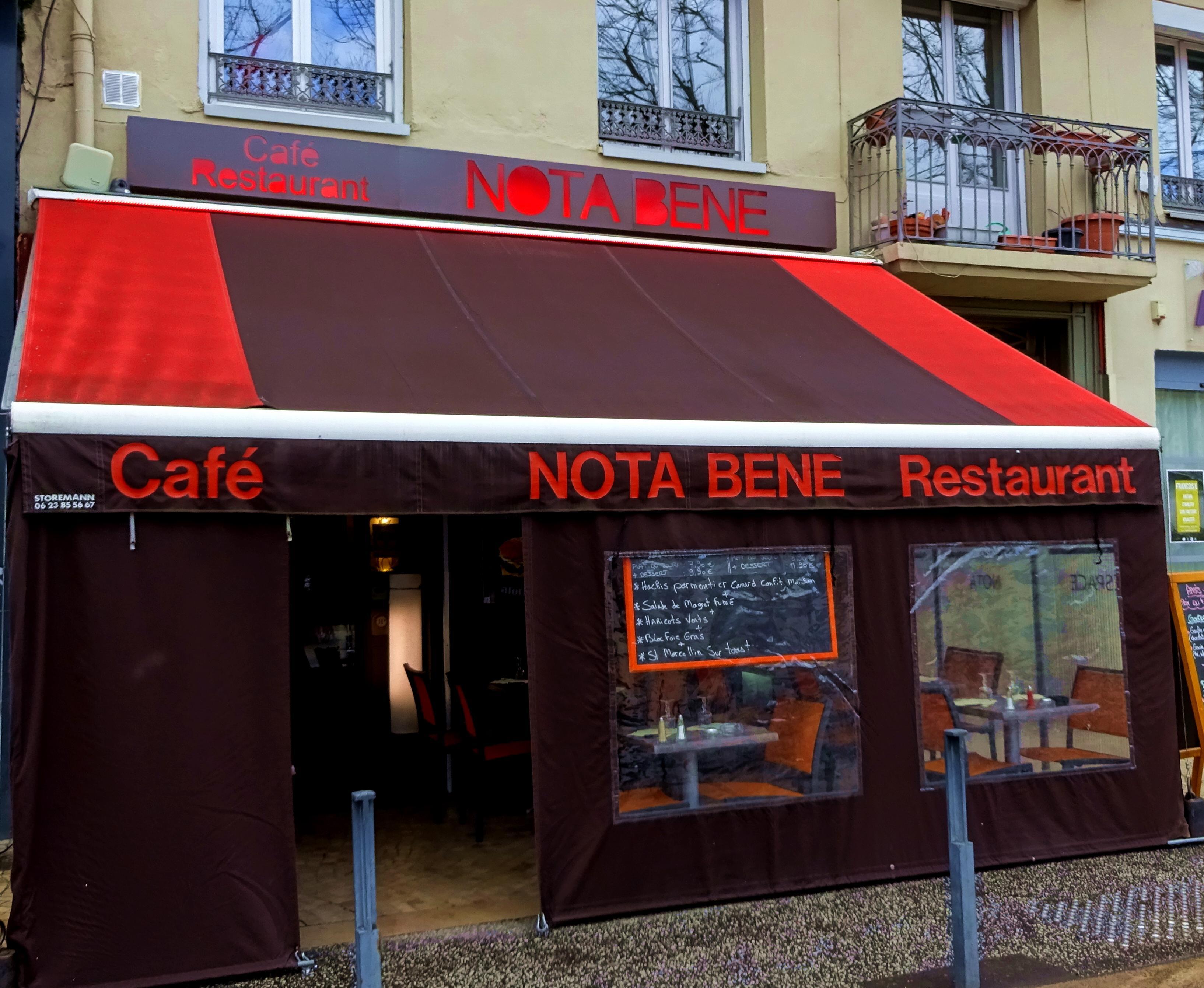 Restaurant le Nota Béné