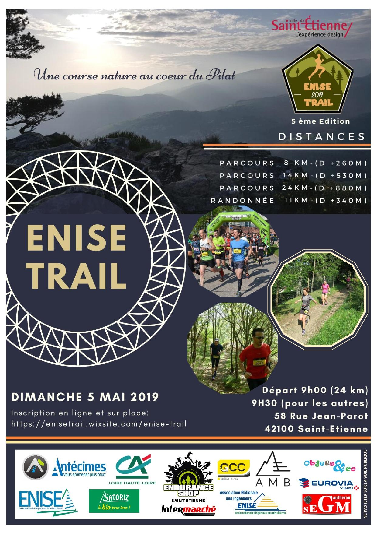 ENISE Trail